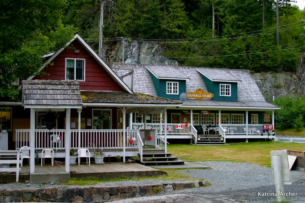General Store - Telegraph Cove